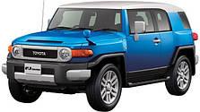 Кенгурятники на Toyota FJ Cruiser (2006-2014)