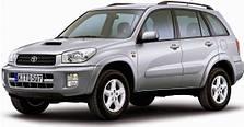 Тюнинг , обвес на Toyota RAV-4 (2000-2006)
