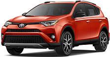 Тюнинг , обвес на Toyota RAV-4 (c 2013--)