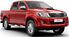 Тюнинг , обвес на Toyota Hilux (2005-2015)