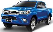 Тюнинг , обвес на Toyota Hilux (c 2015--)