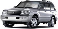 Тюнинг , обвес на Toyota Land Cruiser 100 (1997-2007)