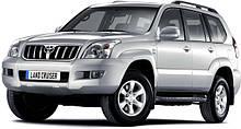 Тюнинг , обвес на Toyota Land Cruiser 120 (2002-2009)