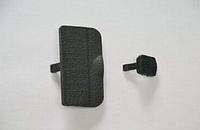 Резиновые крышки разъемов (DC IN, USB, HDMI, AV OUT, GPS) для Nikon D90