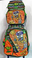 Школьный Рюкзак-тачка Zombies - Комплект Рюкзак+Сумочка+Пенал!, фото 1