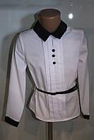Блузка белая на девочку Польша 134,152 р.