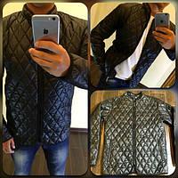 Мужская демисезонная куртка на синтепоне на размеры 46, 48, 50, 52.