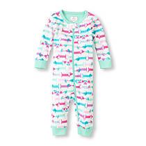 Пижама-комбинезон на мальчика 2 года Хлопок 100% The Children's Place (США)