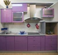 Кухня крашенная