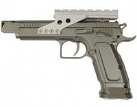 KWC Пневматический пистолет KWC Tanfoglio Gold Custom 4,5 мм Blowback (158205)