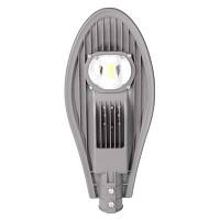 Светильник уличный консольный светодиодный Brille LED-604/80W J-6022 холодный свет