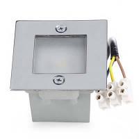 Светодиодный грунтовый светильник Brille LED-311/1W нейтральный свет