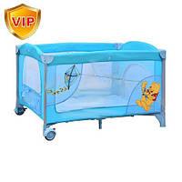Манеж-кровать Baby Playpen