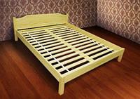 Деревянная кровать Белла