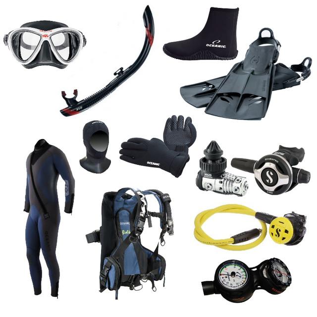 Для дайвинга, подводной охоты, бассейна, пляжа