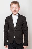 Пиджак для мальчика-подростка. Школьная форма