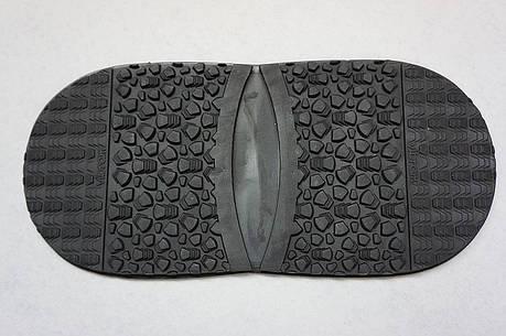 Набойка резиновая VIBRAM 5341 черн. мал., фото 2