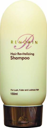 Восстанавливающий шампунь Renokin