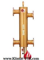 Гидрострелка Elterm, SHE 65/150 (DN65) до 225 кВт