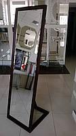Зеркало напольное 49*165 см, дерево, разные цвета