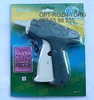 Игольчатый пистолет для бирок