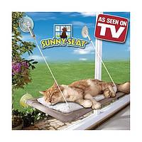Оконная кровать для котов
