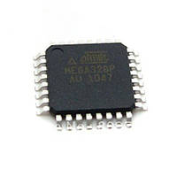 Микросхема atmega328p-au, микроконтроллер AVR; Flash:32Кx8бит; EEPROM:1024Б; SRAM:2048Б
