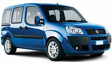 Кенгурятники на Fiat Doblo (c 2001--)