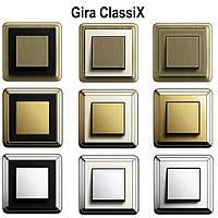Рамки GIRA ClassiX