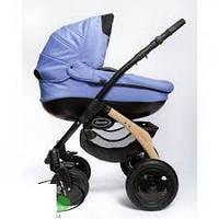 Детская универсальная коляска 2 в 1 Dada Paradiso Group Carmelo (DPG), голубой