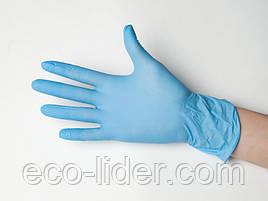 Перчатки нитриловые размер XS 100 шт