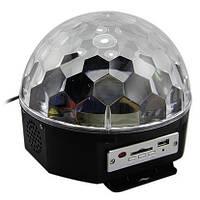 Дискошар без MP3 плеера Led Ball Light, фото 1