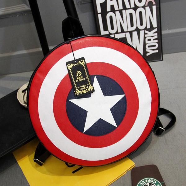 Рюкзак щит Капитан Америка