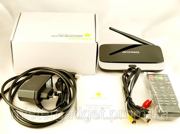 ТВ приставка TV Box CS918 Android Q7 4-Ядра 2-ОЗУ, фото 2