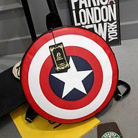 Рюкзак-щит, Капитан Америка, большой Cap, фото 1