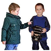 """Куртка """"Лондон №1"""" для мальчика"""
