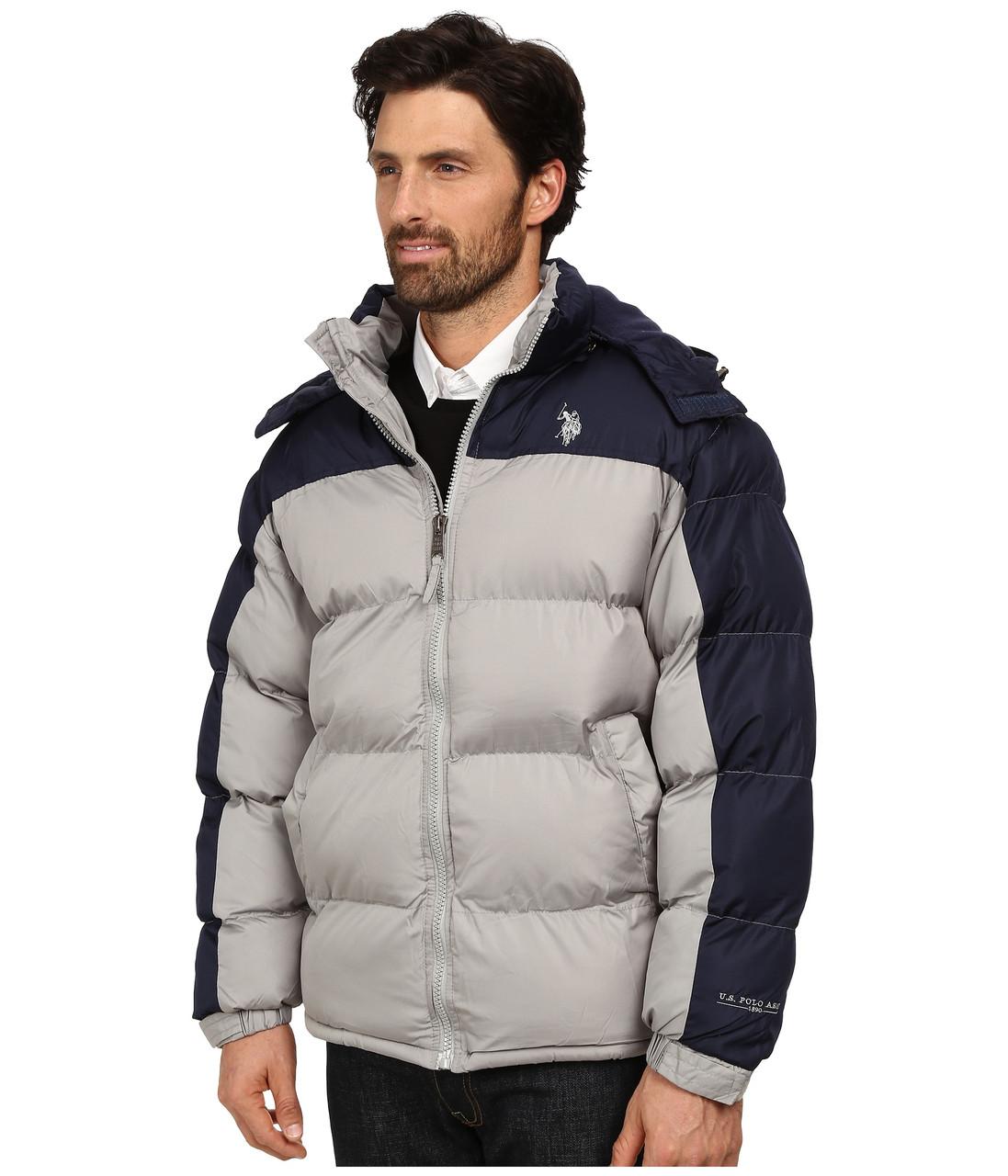 Куртка U.S. Polo Assn., S, Lime Stone, 105574Q8-LMST