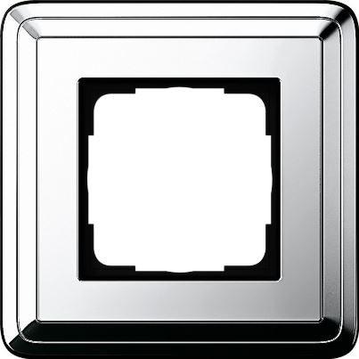 Рамка 1-пост. GIRA ClassiX хром