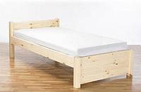 Деревянная кровать Студио