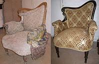 Реставрация мягких стульев в Симферополе