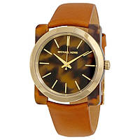Часы Michael Kors Kempton Tan Leather Band MK2484