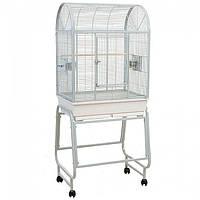 Клетка вольер Montana Cages для попугаев San Diego II - Platinum (66x45x155cm)