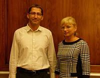 президент Международного консорциума по клеточной терапии Ярослав Михалек посетил Dnaclub.