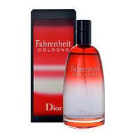 Christian Dior Fahrenheit Cologne одеколон 125 ml. (Кристиан Диор Фаренгейт Кологн)