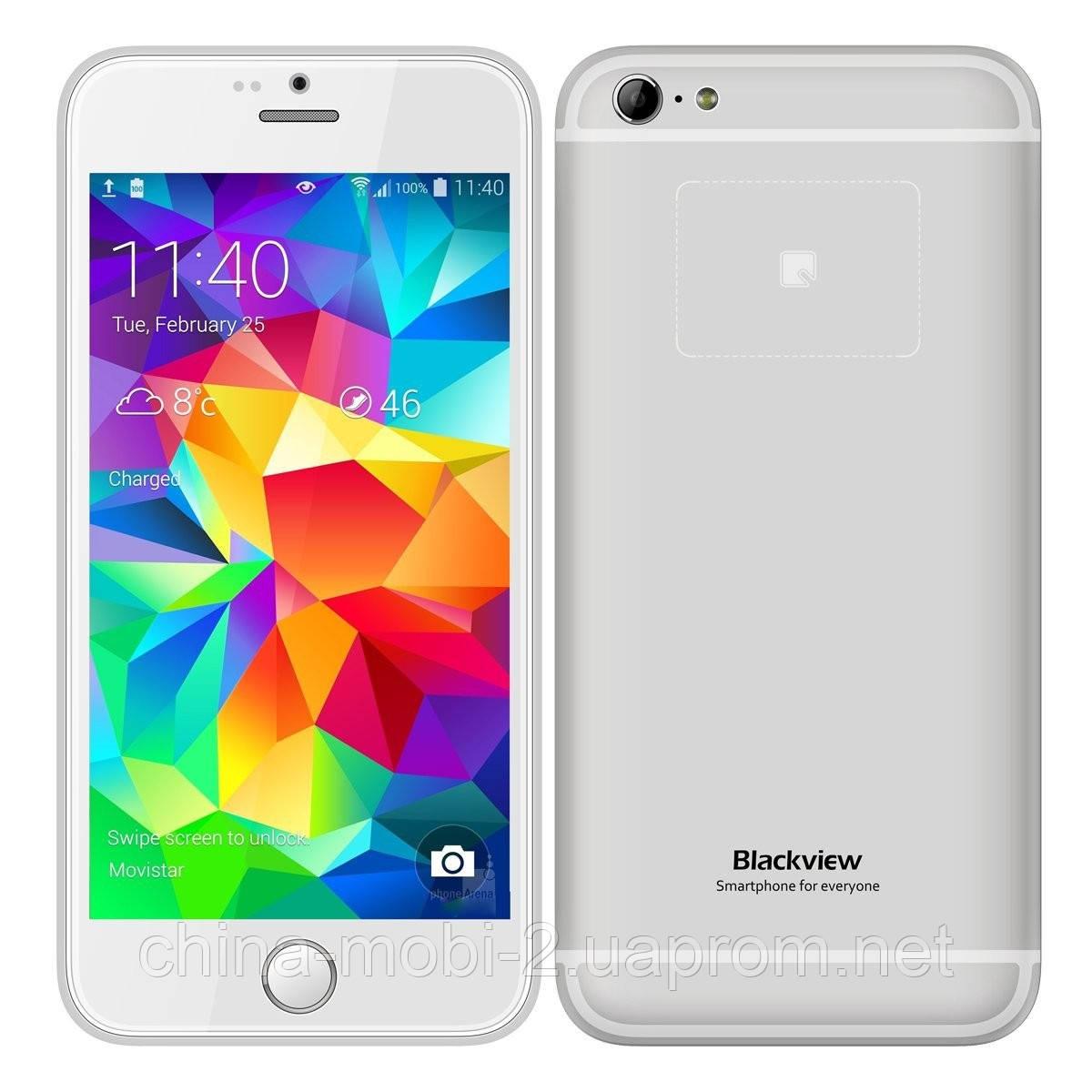 Смартфон Blackview Ultra A6 Silver
