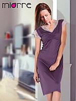 Miorre элегантная ночная сорочка вискоза