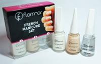 Набор для французского маникюра Flormar French Manicure Set  № 305