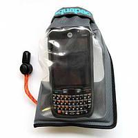 Влагозащитный чехол для смартфона Aquapac Stormproof Phone Case Small grey (045)