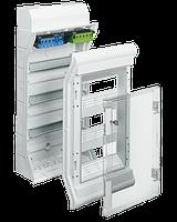 VE312DN Щит распределительный на 36 (42) мод., накладного монтажа з прозрачной дверцей, IP65, VECTOR (Hager)