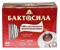 Бактосила в стиках (природный пробиотик, натуральный сахарозаменитель)